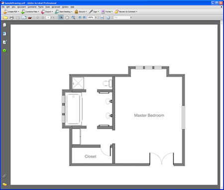 Floor plan drawing software Floor plan drawing program